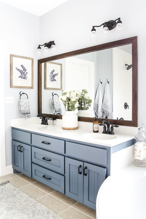 Banyo Aynası Dekorasyonu